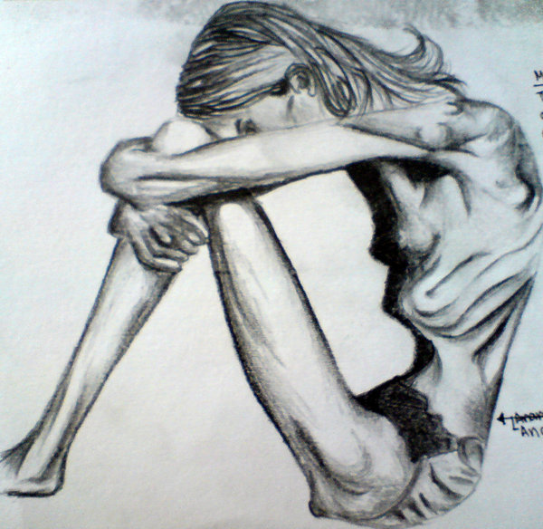 Anorexia Tumblr Drawings Golfclub